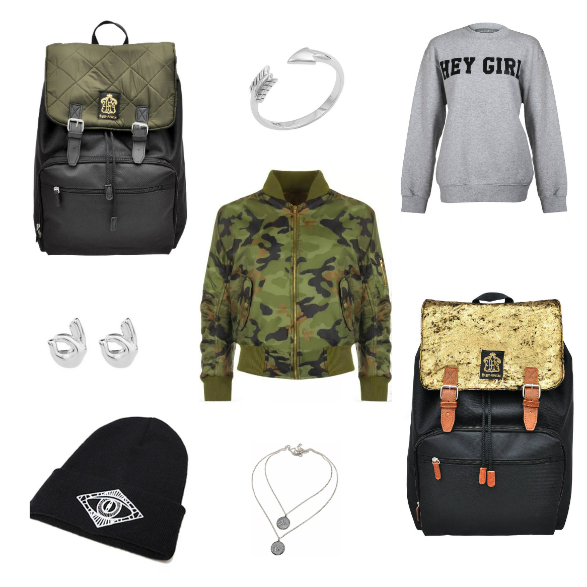 be179c2f526 Over the past few seasons backpacks have witnessed a glorious return to the  fashion scene. It seems that women everywhere are ditching their oversized  totes ...